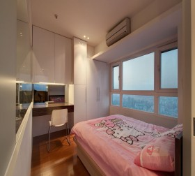 简约小户型儿童房卧室装修效果图