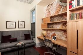 最新现代简约书房装修效果图片