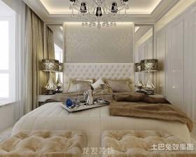新古典主卧室装修效果图
