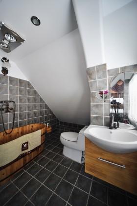 楼房卫生间装修图片
