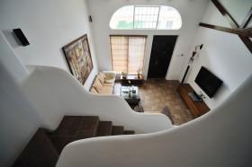 楼房楼梯装修图片