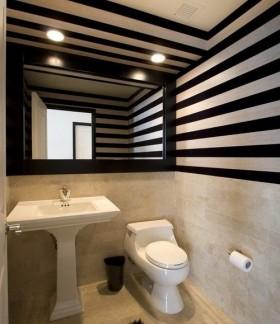 最新小卫生间装修效果图片大全