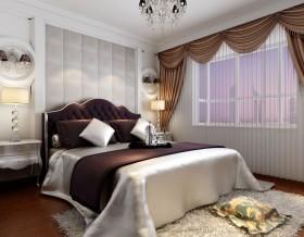 新古典风格家装卧室设计效果图