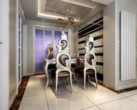 新古典风格家装餐厅设计效果图