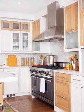 小户型厨房整体小厨房装修效果图大全