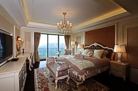 欧式风格大主卧室装修效果图欣赏