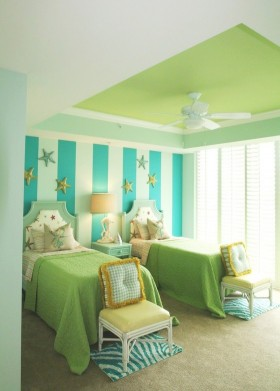儿童房卧室装修图片大全