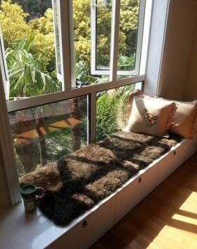 阳台飘窗设计效果图