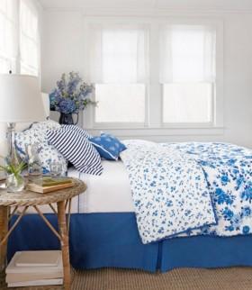 地中海风格主卧室装修效果图欣赏
