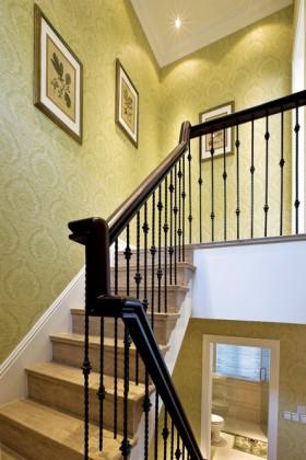 小户型楼梯装修效果图欣赏 小户型楼梯装修效果图大全2018图片 九正家居效果图