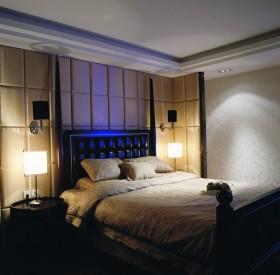 新古典三居主卧室效果图