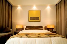 中式小卧室装修效果图