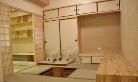 日式榻榻米装修效果图欣赏