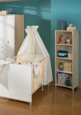 儿童房间婴儿床装修效果图