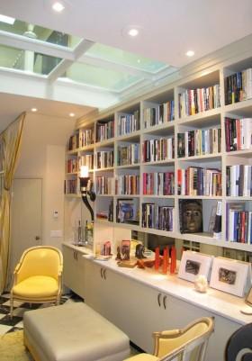 现代书房设计图片