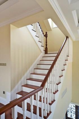 欧式别墅楼梯设计图