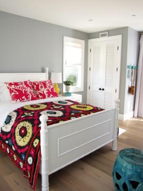 欧式卧室木地板装修效果图欣赏