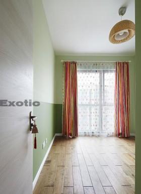 2013最新卧室窗帘图片
