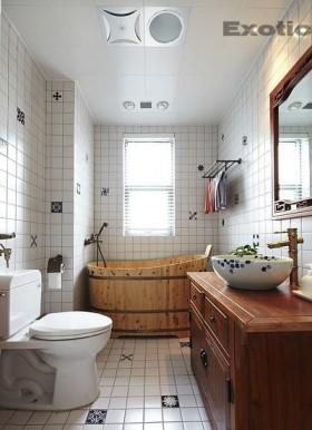最新欧式卫生间装修设计图片