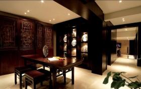 中式休闲区装修设计图