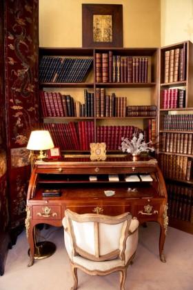 中式小书房装修设计图