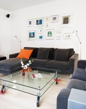 客厅沙发背景墙设计效果图
