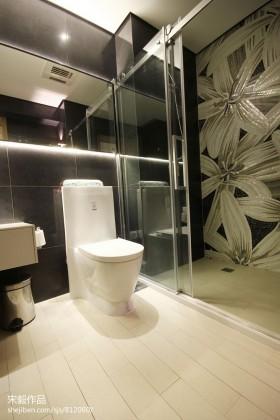 2013卫生间装修设计效果图欣赏