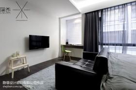 2013卧室电视背景墙装修效果图