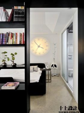 卧室书架装修图片