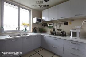 简约厨房橱柜装修效果图欣赏