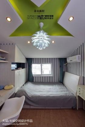 8平米卧室吊顶装修效果图