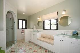 卫生间浴室柜装修效果图