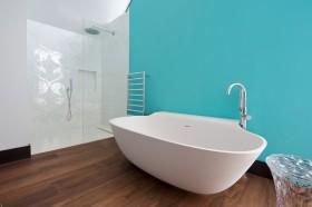 卫生间木地板装修效果图欣赏