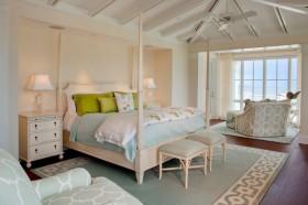 欧式家装主卧室装修效果图片