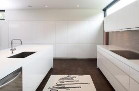 110平米三室两厅厨房装修效果图