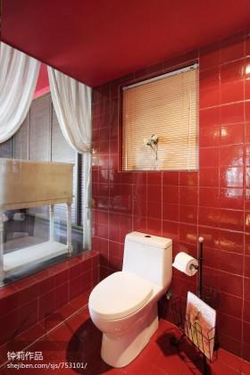 家居小型卫生间设计效果图