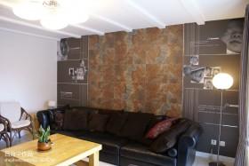 家居客厅沙发装修设计图