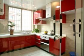 家装开放式厨房装修效果图欣赏