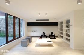 现代简约风格休闲区装修效果图欣赏