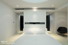 现代简约风格家居卧室装修设计图