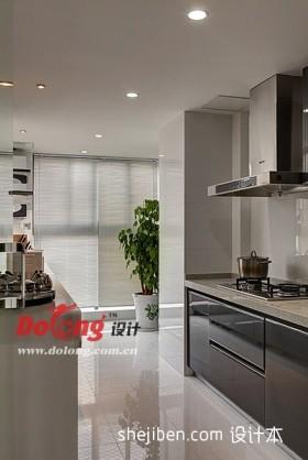 现代厨房装潢设计