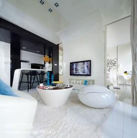 单身公寓客厅电视背景墙装修皇冠体育比分图