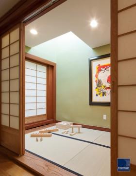 日式榻榻米装修设计图