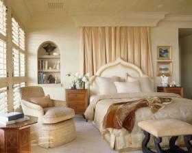 欧式卧房装修风格图片