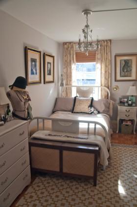 中户型小卧室设计效果图