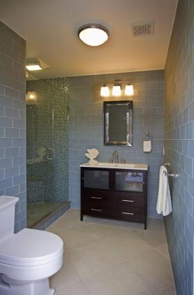 现代风格卫生间瓷砖图片大全