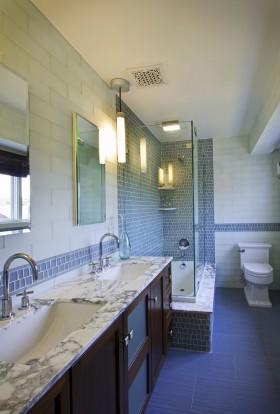 最新卫生间瓷砖图片大全