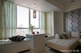 客厅飘窗设计图片