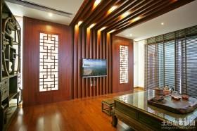 家居室内电视背景墙设计效果图