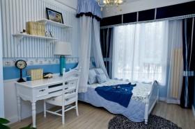 地中海风格卧室装修设计图